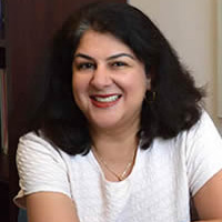 photo of Shilpa Davé